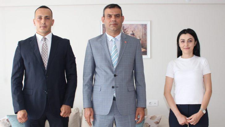 Sivas Cumhuriyet Başsavcısı Uğurlu'dan 15 Temmuz gazisine ziyaret