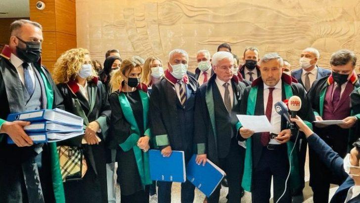 Ankara 2 No'lu Baro kuruluş dilekçesini verdi