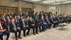 """Bakan Gül: """"Reformların kanunlaşmasıyla 2023 yolculuğu daha güçlü devam edecektir"""""""